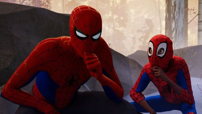 SpiderMan: Into The Spider Verse images
